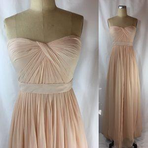 Jenny Yoo Maxi/Bridesmaid Dress